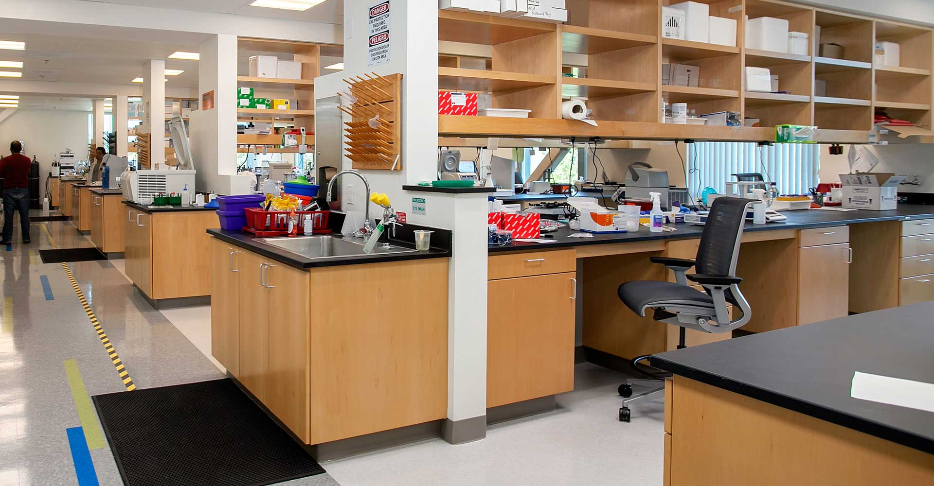 Office Interior Lab