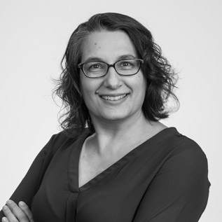 Angela Stassinopoulos, Senior Research Associate, RNA Production