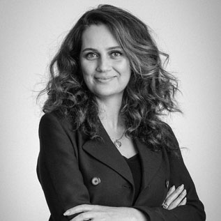 Neda Safarzadeh, Associate Director of Investor Relations & Public Relations/Marketing