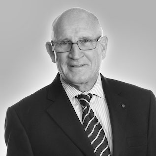 Peter Farrell, Chairman of the Board